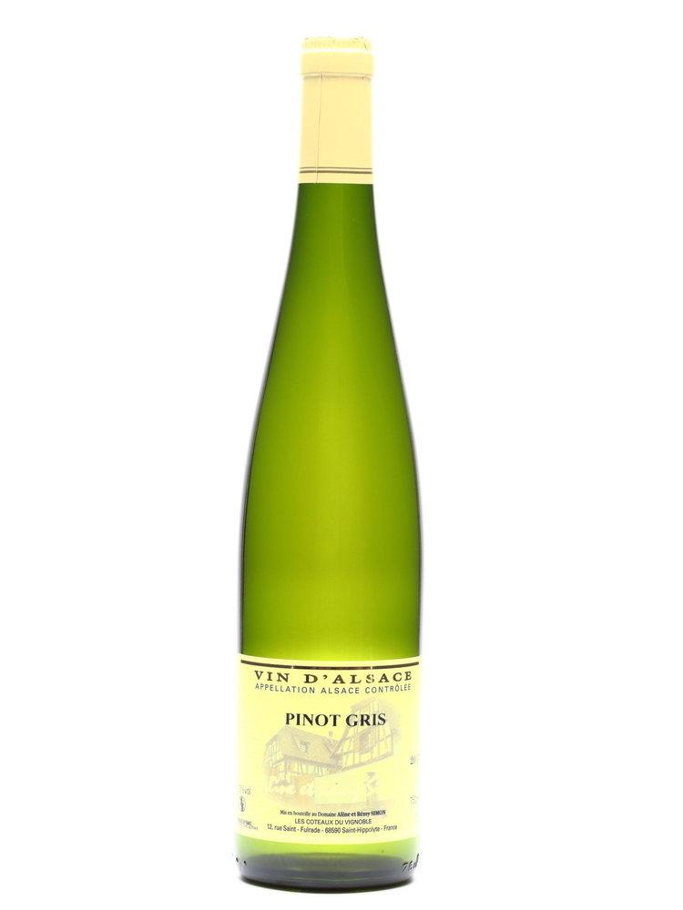 Domaine Aline & Rémy Simon - Pinot Gris 2017