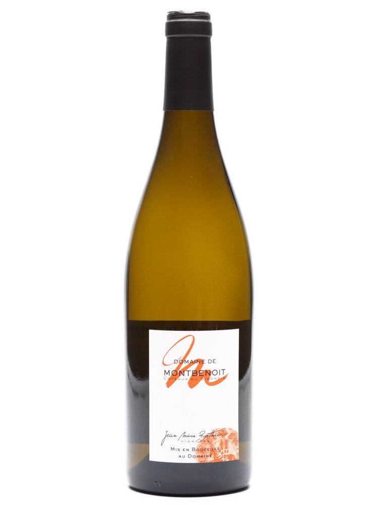 Vignobles Berthier Domaine de Montbenoit - Coteaux du Giennois Blanc 2018