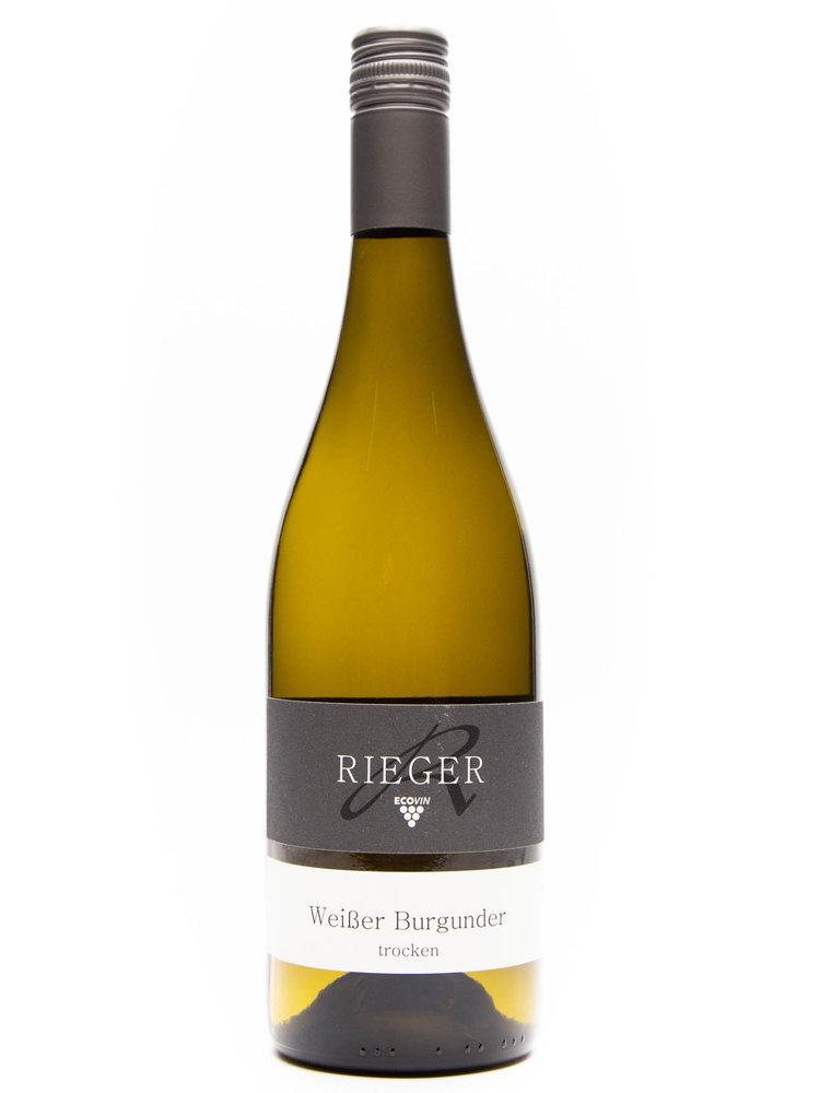 Rieger Weingut Rieger - Weißer Burgunder trocken 2018