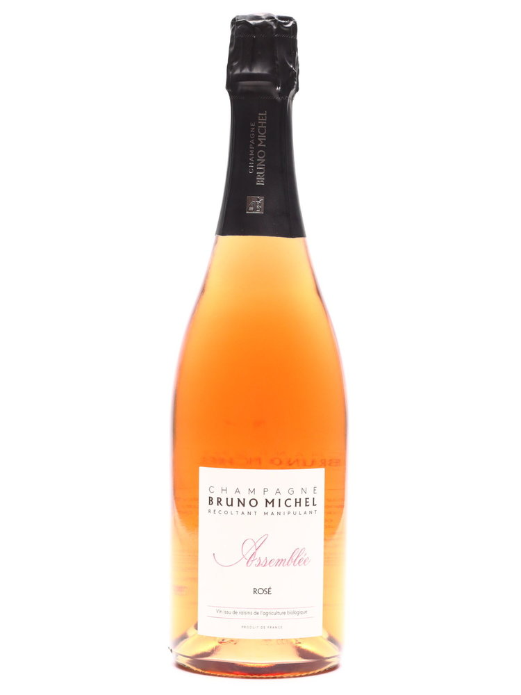 Bruno Michel - BIO Champagne Assemblée Rosé
