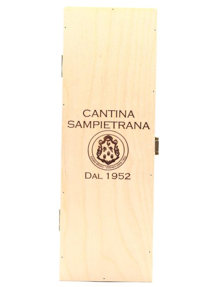 Sampietrana - Delle Monache Sal.Salentino Ris. MAG KIST 2013