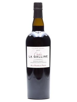 Dom. la Galline - Cuvée la Galline Vin Doux Naturel 2015