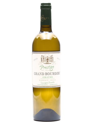Dominique Haverlan - Ch Grand Bourdieu Prestige Blanc 2016