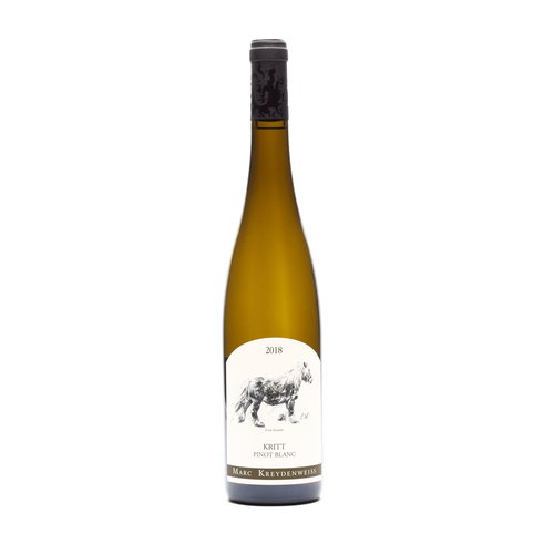 Marc Kreydenweiss Domaine Marc Kreydenweiss - Kritt Pinot Blanc 2018