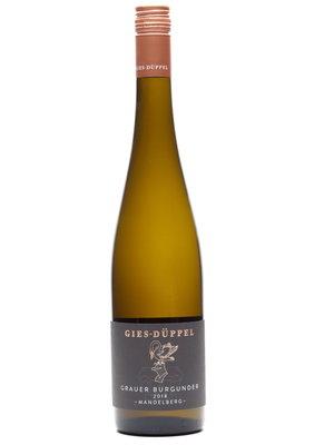 Gies Düppel Gies-Düppel  - Grauer Burgunder Birkweiler Mandelberg 2018