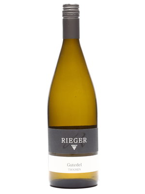 Rieger Weingut Rieger - Gutedel trocken 2018 (100cl)