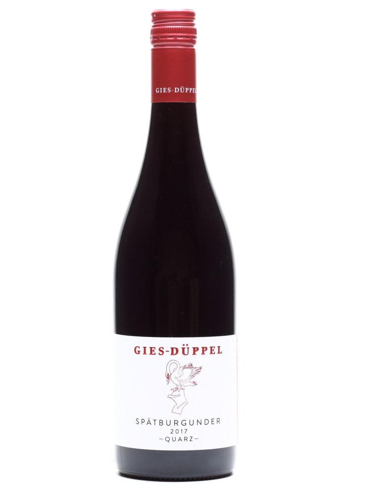 Gies Düppel Gies-Düppel  - Spätburgunder trocken Quarz 2017