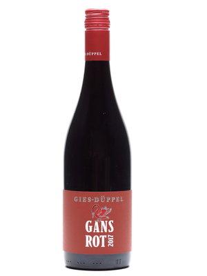 Gies Düppel Gies-Düppel  - Cuvée trocken GANS ROT 2017