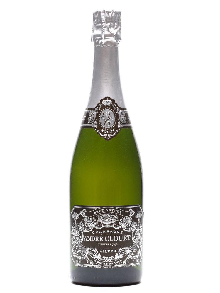 André Clouet  - Champagne Brut Nature Silver