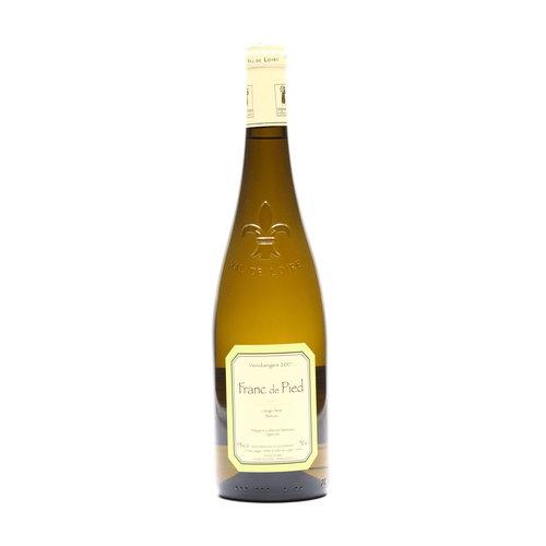 Delesvaux Delesvaux - Anjou Blanc Franc de Pied (Authentique) dry 2017