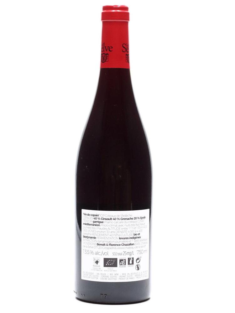 La Selve Château de la Selve - Petite Selve rouge 2019