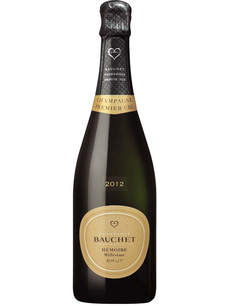 Bauchet Champagne Bauchet - Mémoire Premier Cru 2012 Brut