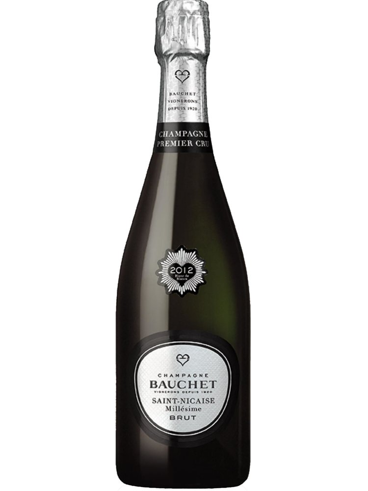 Bauchet Champagne Bauchet - Saint Nicaise Premier Cru 2012 Brut