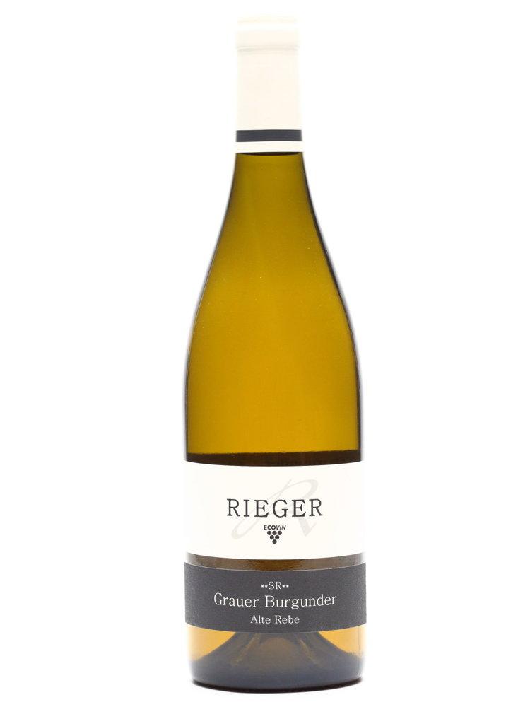 Rieger Weingut Rieger - Grau Burgunder **SR** 2018