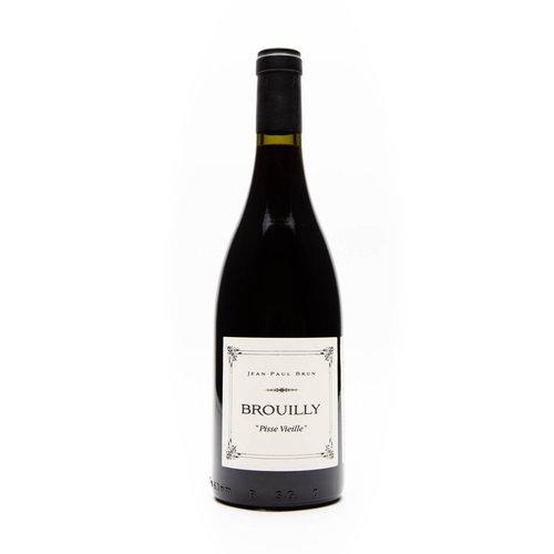 """Terres Dorées - Jean Paul Brun Terres Dorées - Côtes de Brouilly """"PISSE VIEILLE"""" 2017"""