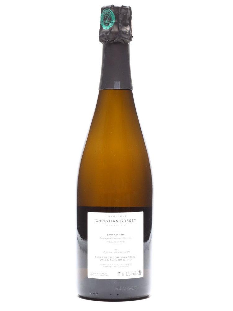 Christian Gosset Christian Gosset - Champagne Brut A01 Grand Cru