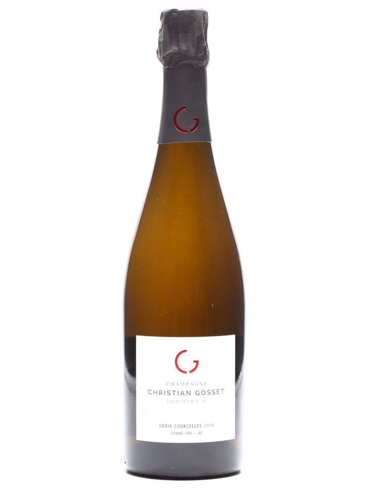 Christian Gosset Christian Gosset - Champagne Courcelles Ay C- Grand Cru 2016