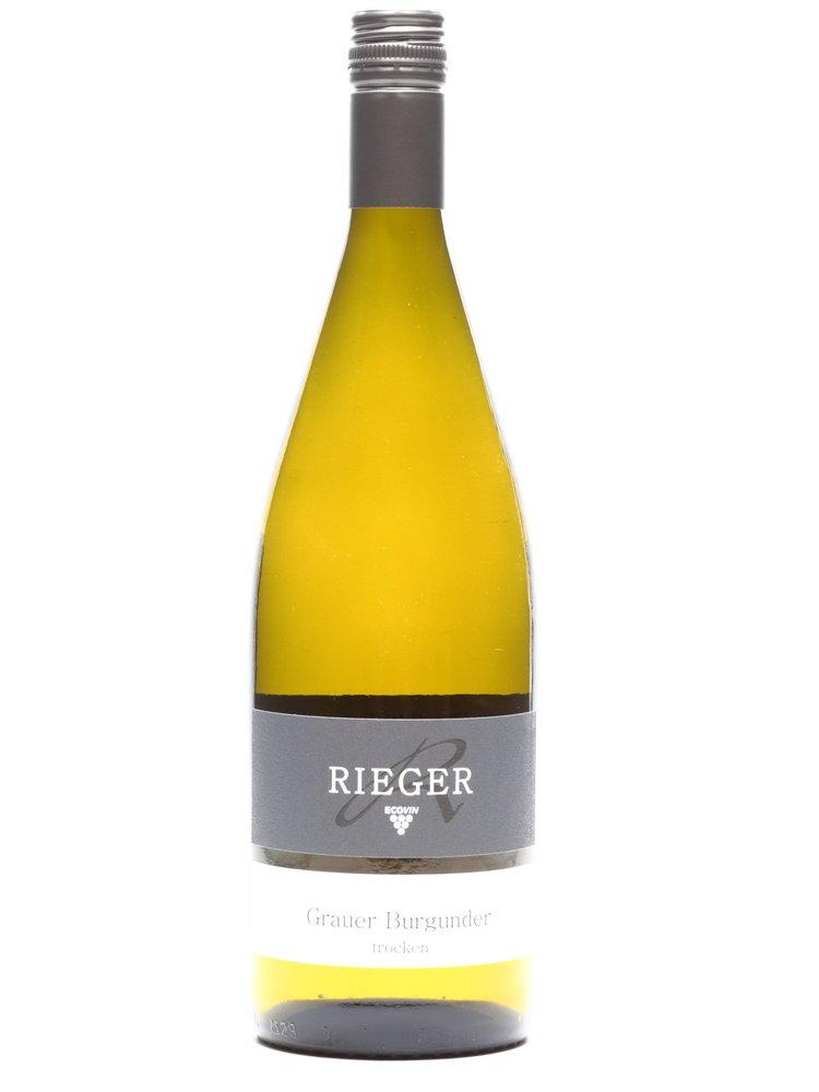Rieger Weingut Rieger - Grauburgunder trocken 2018 (100cl)