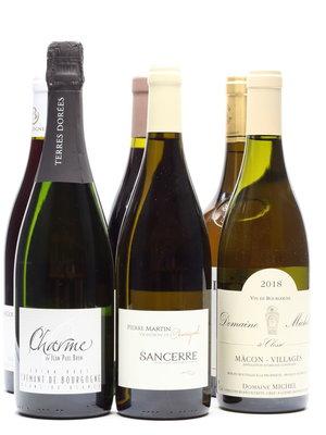 Culinair Kerst 6 flessen Franse wijn | de klassiekers