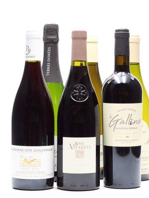 Culinair 6 flessen Franse wijn | de klassiekers