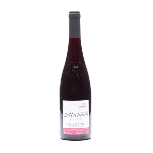 Thierry Michaud Thierry Michaud - Touraine Rouge, Gamay 2019