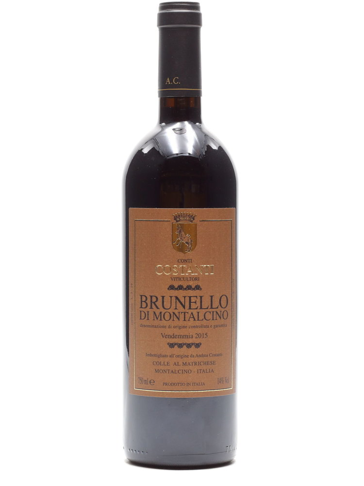 Conti Costanti Conti Costanti - Brunello di Montalcino 2015