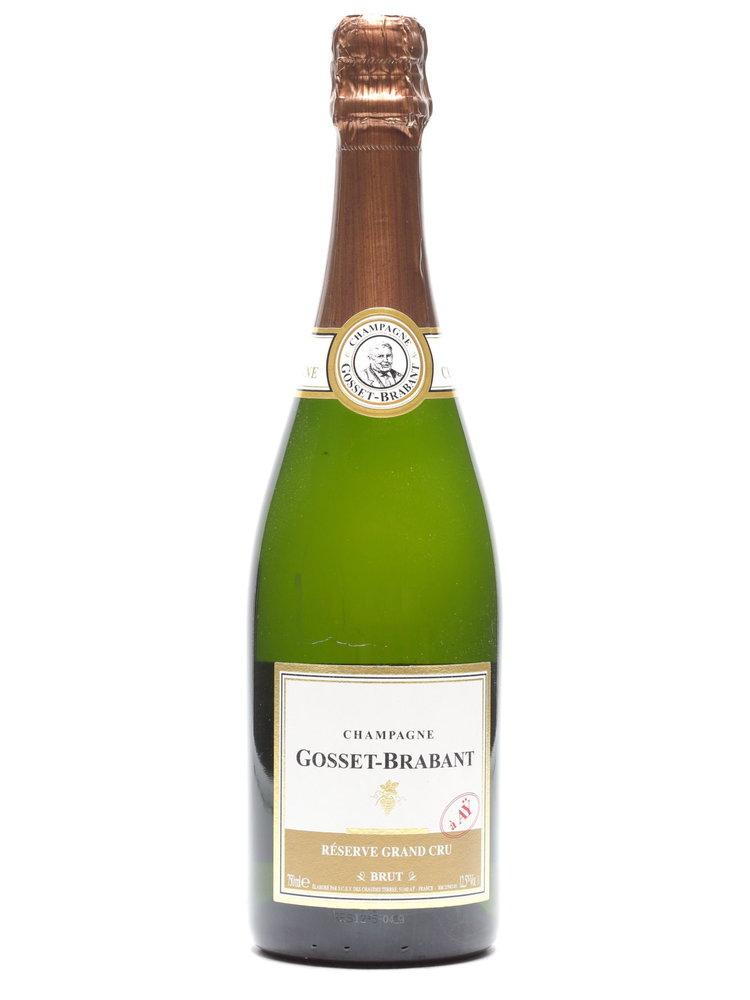 Gosset-Brabant Champagne Gosset-Brabant - Réserve Grand Cru Brut