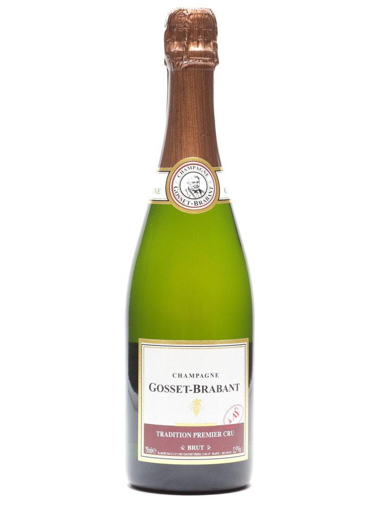 Gosset-Brabant Champagne Gosset-Brabant - Tradition Premier Cru Brut