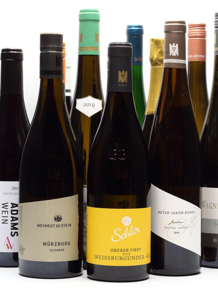 Proefpakket: wijnreis door Duitsland