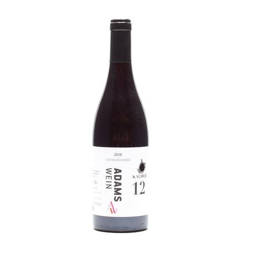 Adams Wein Adams Wein - Spätburgunder Kaliber 12 - 2018
