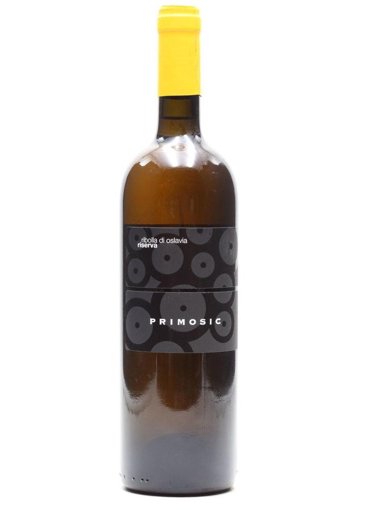 """Primosic Primosic - Ribolla di Oslavia """"orange wine"""" 2017"""