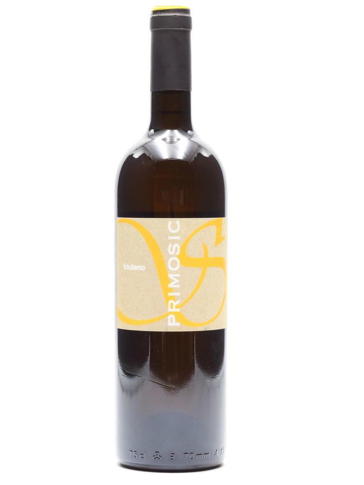 "Primosic Primosic - Friulano ""Skin"" ""orange wine"" 2016"