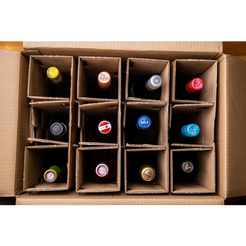 Mystery Box - 12 flessen