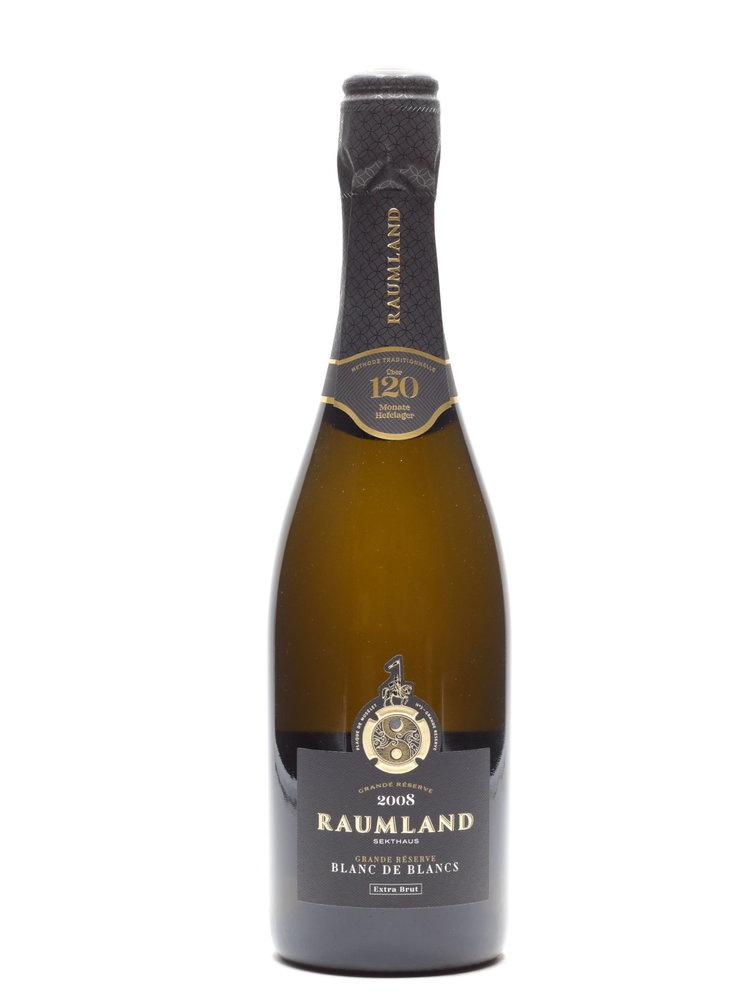 Raumland Raumland - Blanc de Blancs Grande Réserve Extra Brut 2008