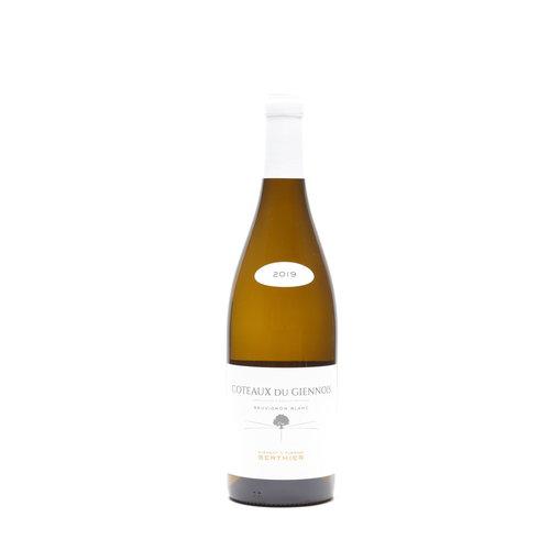 Vignobles Berthier Domaine de Montbenoit - Coteaux du Giennois Blanc 2019