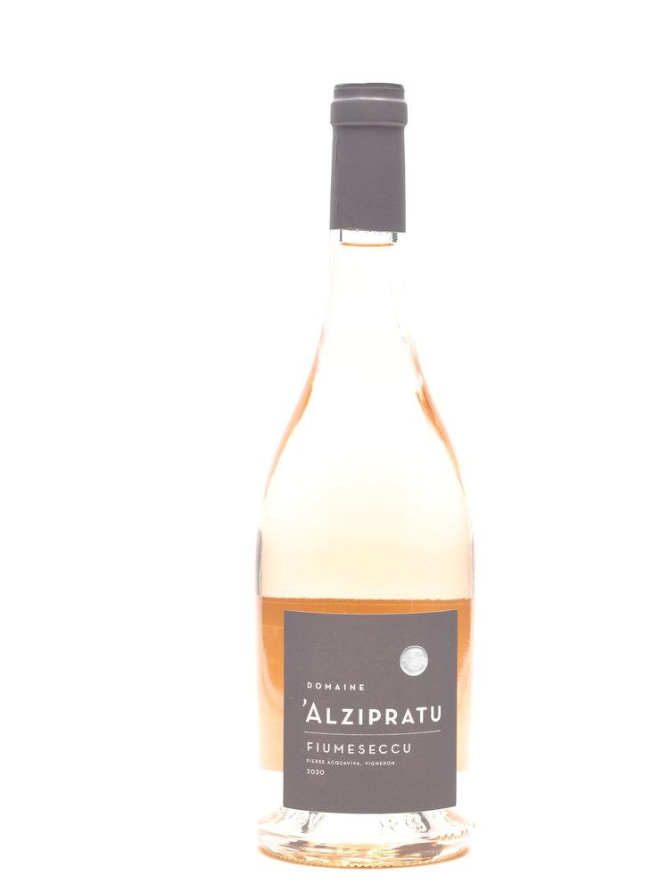 Alzipratu Domaine Alzipratu - Fiumeseccu Rosé 2020