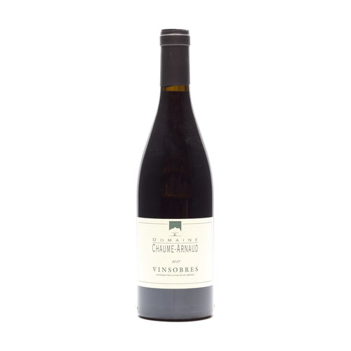 Chaume Arnaud Domaine Chaume-Arnaud - Vinsobres Rouge 2017