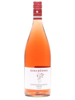 Gies Düppel Gies-Düppel  - Spätburgunder Rosé trocken 2020 (100cl)