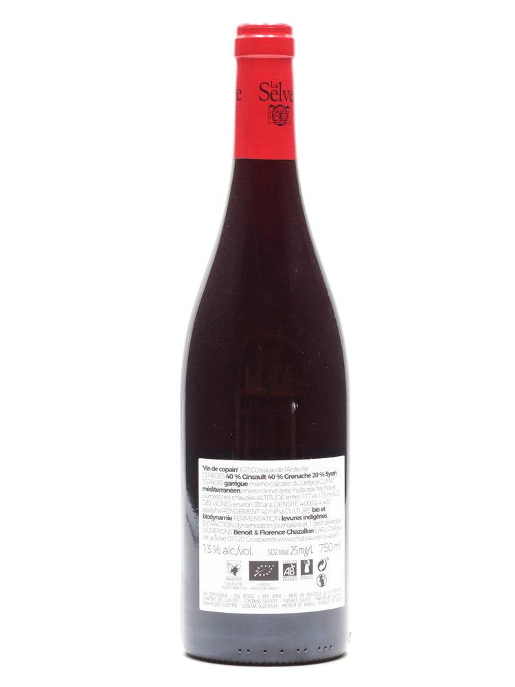 La Selve Château de la Selve - Petite Selve rouge 2020