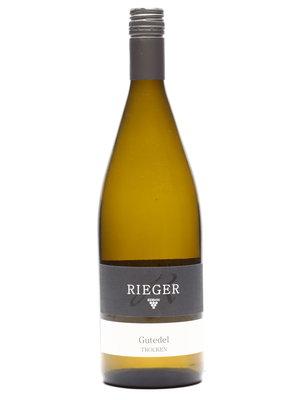 Rieger Weingut Rieger - Gutedel trocken 2020 (100cl)