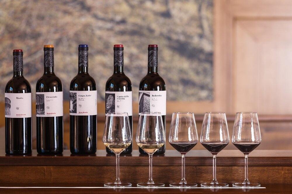 Bottles Monte Rosola