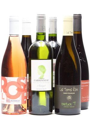 Seizoenpakket Herfst 2021 - 6 flessen