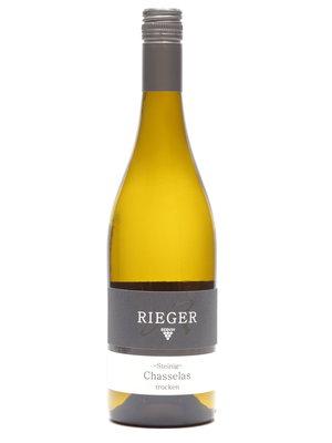 Rieger Weingut Rieger - Chasselas Steinig 2020