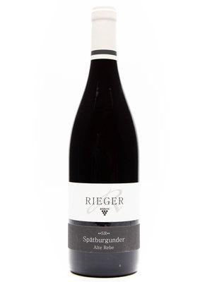 Rieger Weingut Rieger - Spätburgunder trocken **SR** Alte Rebe 2018