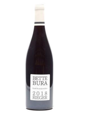 Rieger Weingut Rieger - BETTEBURA 2018