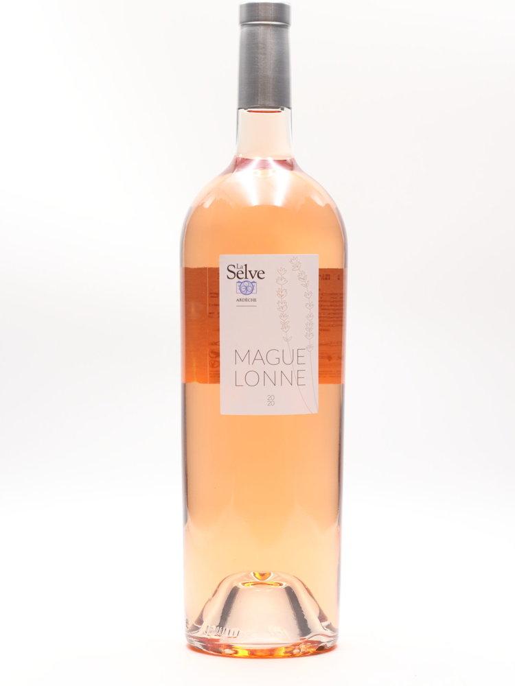 La Selve Château de la Selve - Maguelonne rosé 2020 MAGNUM