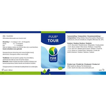 PUUR PUUR Tour 50 ml