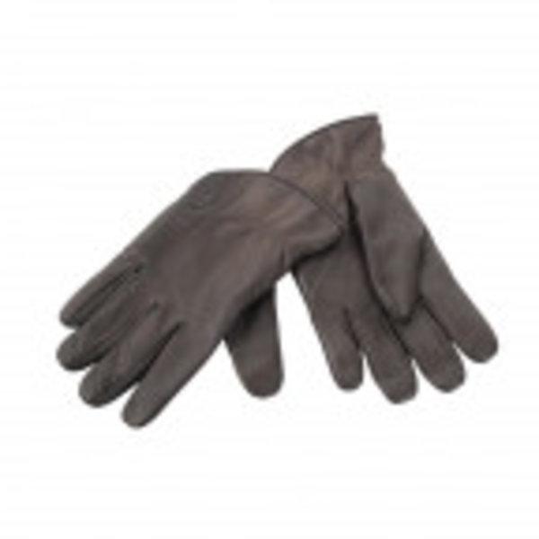 Deerhunter Deerhunter leren handschoenen met wol vulling