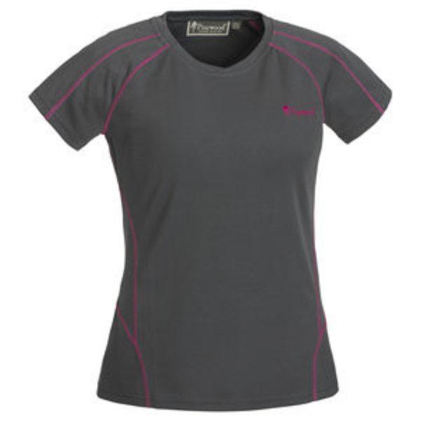 Pinewood Pinewood dames T-shirt Aktief