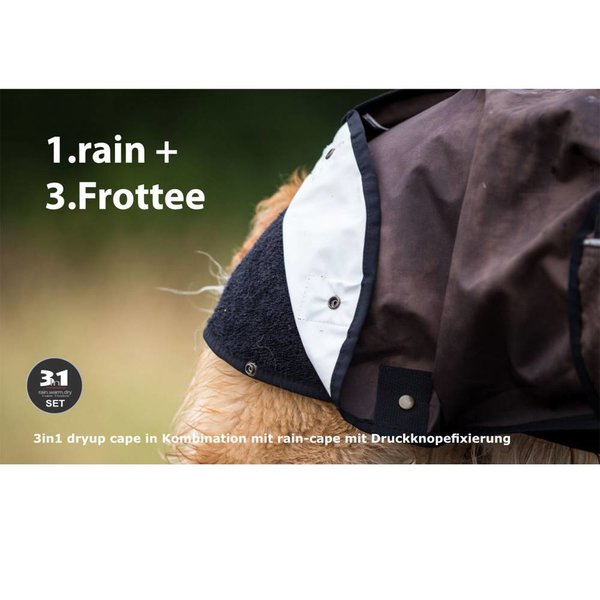 3 in 1 Regen-Dry-WarmUp